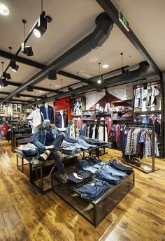Lee Cooper store by CBTE MIMARLIK, Istanbul