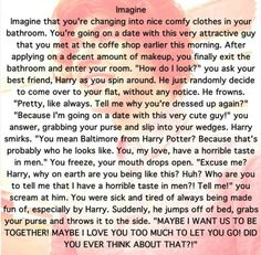 Ok so I have a crap load of long harry imagines. Should I put them up?   Please answer! I want to know...;)