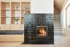 Stove Fireplace, Objects, Home Decor, Detached House, Architecture, Timber Wood, Homes, Stove, Decoration Home