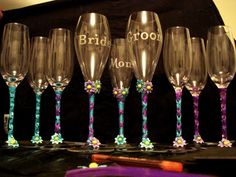 purple and turquoise-blue wedding items - Wedding Announcer Forums