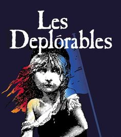I am Spartacus, and I am deplorable!