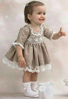 Best 12 Little girl outfits – Page 639792690793974813 – SkillOfKing. Kids Dress Wear, Dresses Kids Girl, Little Girl Outfits, Little Girl Fashion, Toddler Fashion, Kids Outfits, Kids Fashion, Little Girl Clothing, Baby Girl Dress Patterns