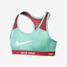 Nike Pro Hyperwarm Collant AOP Gris Noir Enfant