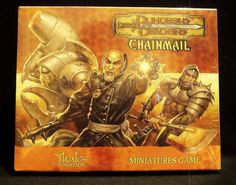 Dungeons & Dragons Chainmail Thalos Combo Pack