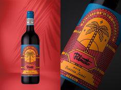 Palmetto Wine Co on Behance