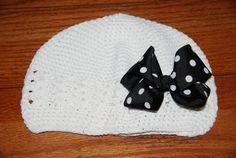 Girls Beanie / Newborn Beanie / Baby Beanie / by lilibirdbowtique, $12.99
