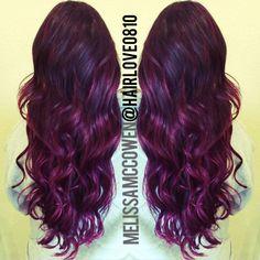 #pravana #vivids #fuschia #magenta #violet #plum
