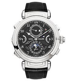 PATEK PHILIPPE SA - Grandes Complications Ref. 6300G-001 Weißgold | juwelier-haeger.de