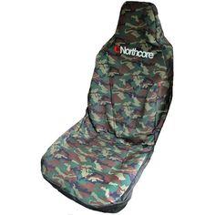 La funda simple Northcore para asiento para coche está diseñada para todo tipo de asientos y es la mejor protección para el interior de tu coche o furgoneta.Está fabricada en material impermeable y es de gran resistencia. Con esta funda puedes sentarte con tu neopreno mojado y conducir directamente hacia otro spot sin necesidad de poner una toalla o estropear los asientos de tu coche. Se limpia con un paño humedo.Estupenda solución para no mojar los asientos de tu vehículo. También protege…
