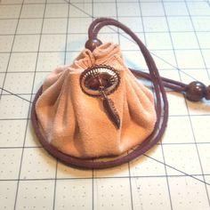 No Sew Medicine Bag More