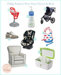 Baby Products I Never Knew I'd Love So Much