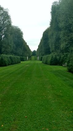 Lower South Allee, September 2018 Old Westbury Gardens, Stepping Stones, Golf Courses, September, Outdoor Decor, Stair Risers