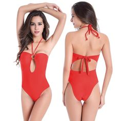 def7c61935 One Piece Swimwear Sexy Bikini