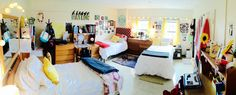My Baylor Collins Dorm Room!