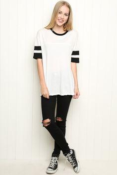 Brandy ♥ Melville | Telese Top - Clothing