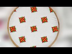 Geometric Embroidery, Embroidery Flowers Pattern, Learn Embroidery, Flower Patterns, Sewing Stitches, Hand Embroidery Stitches, Hand Embroidery Designs, Diy Crafts To Do, Hobbies And Crafts