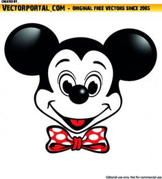 Mickey mouse character illustration
