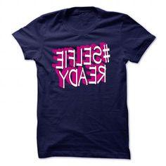 Selfie T Shirts, Hoodies. Get it now ==► https://www.sunfrog.com/Funny/Selfie-Shirt-NavyBlue-Guys.html?57074 $19