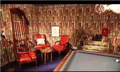 Elvis' Graceland Pool Room