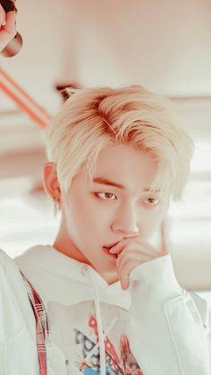 *edited by aephithelieum Choi Daniel, Yellow Hair, Kpop, Debut Album, Boy Groups, Rapper, Guys, Pictures, Korea