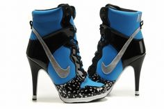 Tiffany Blue Nike Dunk Heels High Diamond Aqua Womens Skate Shoes 2013 blue nikes free runs shoes dunk for sale dunks high sneakers off Nike High Heels, High Heel Sneakers, Sneaker Heels, Addidas Sneakers, High Hill Shoes, Shoe Boots, Shoes Heels, Boot Heels, Dress Shoes