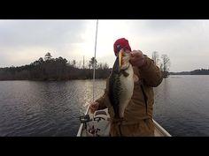 Winter Bass Fishing - Jerkbaits