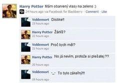 --- Harry Potter aktualizoval svůj stav ---