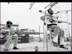 "Richie Havens -- ""Sometimes I Feel Like a Motherless Child""   yeah!"