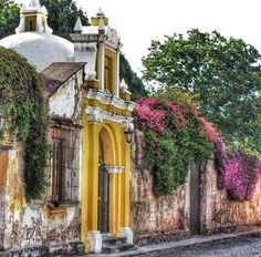 Portal de Antigua Guatemala.