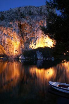 Vouliagmeni Lake, Athens - Greece