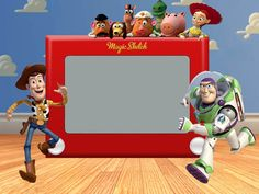 A Blessed Existence: Free Toy Story Party Invite Template