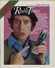 For many, the Christmas 'Radio Times' is a tome of wonder during the festive period. Take a look at how times have changed with Christmas covers spanning 90 years. Christmas Cover, Christmas Past, Retro Christmas, Christmas Comics, English Christmas, 1970s Childhood, Childhood Memories, Vintage Magazines, Vintage Books