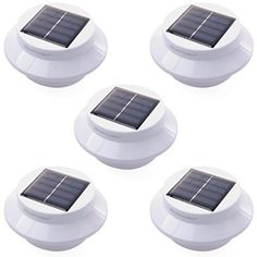 5 Pack 3 LED Solar Powered Energy Saving Fence Gutter Light Outdoor Garden Wall Lobby Pathway Lamp - http://www.yourglt.com/5-pack-3-led-solar-powered-energy-saving-fence-gutter-light-outdoor-garden-wall-lobby-pathway-lamp/?utm_source=PN&utm_medium=http%3A%2F%2Fwww.pinterest.com%2Fpin%2F368450813235896433&utm_campaign=SNAP%2Bfrom%2BGreening+Your+Home