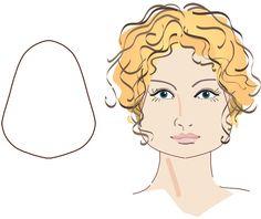 Frisuren für jede Gesichtsform | Frisuren | Pinterest | Makeup
