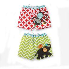 Toddler Boys Swim Trunks/Shorts