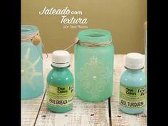 Reciclagem -  Como jatear vidros