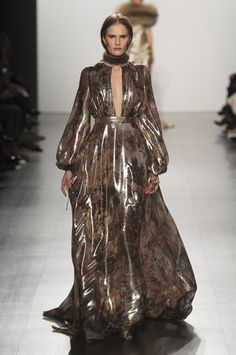 Dennis Basso, Fall 2017 - The Most Stunning Dresses at NYFW Fall 2017 - Photos