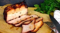 Sváteční uzené vařené v kofole a pečené s medem Pork, Meat, Kale Stir Fry, Pork Chops