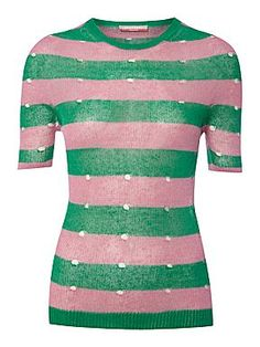 Marni pink and green wool-blend dress | Dear... Alpha Kappa Alpha ...