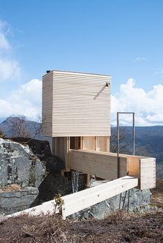 ELDMØLLA Sauna,Cortesía de Workshop NTNU-Trondheim