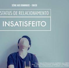 Hoje as 19h30 o PrAdriano faz a segunda mensagem dá série de domingo Status de Relacionamento: INSATISFEITO. A tríade SEXO DINHEIRO  e PODER ainda tem um poder destruidor na vida daqueles que não colocam santidade inclusive na sexualidade. Como equilibrar esse Status de Relacionamento: INSATISFEITO.  12Mar - Status de Relacionamento: Insatisfeito com o SEXO 19Mar - Status de Relacionamento: Insatisfeito com o DINHEIRO 26Mar - Status de Relacionamento: Insatisfeito com o PODER…