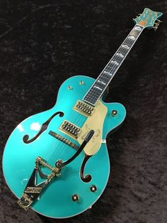Gretsch Guitars - Ways To Discover The Guitar And Rock Out Guitar Tips, Guitar Art, Music Guitar, Cool Guitar, Playing Guitar, Guitar Lessons, Acoustic Guitar, Art Music, Gretsch