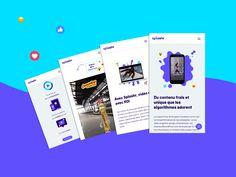 Mobile Web Design, Ui Ux Design