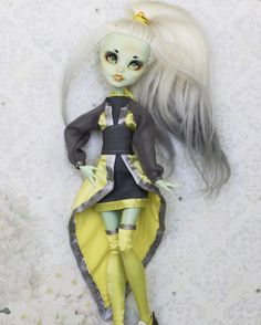 Custom MH Dolls by msbellry