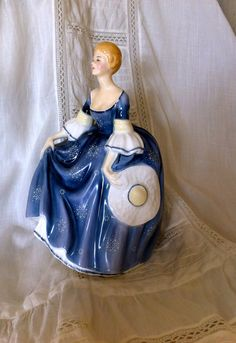 Royal Doulton figurine, Hilary