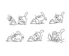 SIMON'S CAT Copyright Fleuve Noir, Tofield Simon - 2009