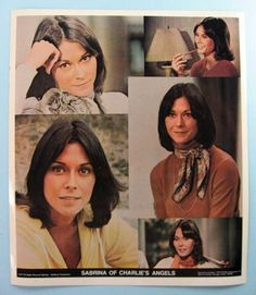 "Kate Jackson as Sabrina of ""Charlie's Angels."""