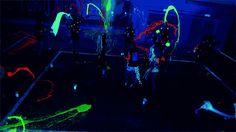 35 Neon / Fluor colors inspiration