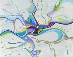 Old Time Air, Alex Janvier