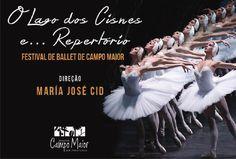 "Campomaiornews: Festival de Ballet de Campo Maior ""O Lago dos Cisn..."
